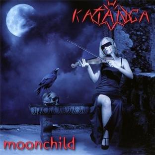 Katanga: Moonchild (Audio CD)