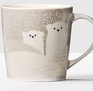 Starbucks Holiday Polar Bear Mug 8 Oz. 2016