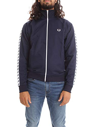 Fred Perry Tonal Taped Trainingsjacke Herren