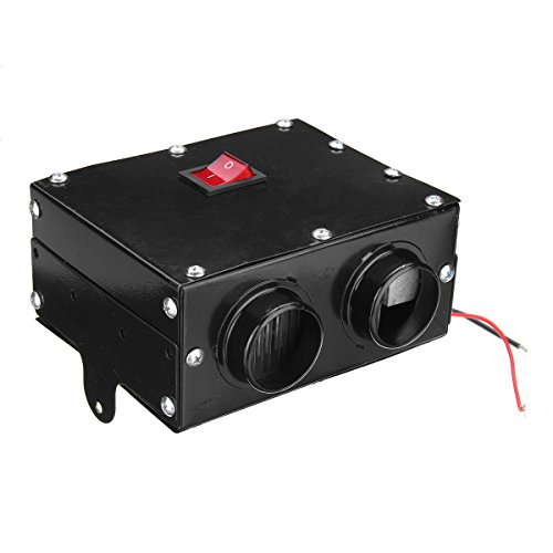GOZAR 12V 24V 300W Coche Calentador De Camión Calefactor Do