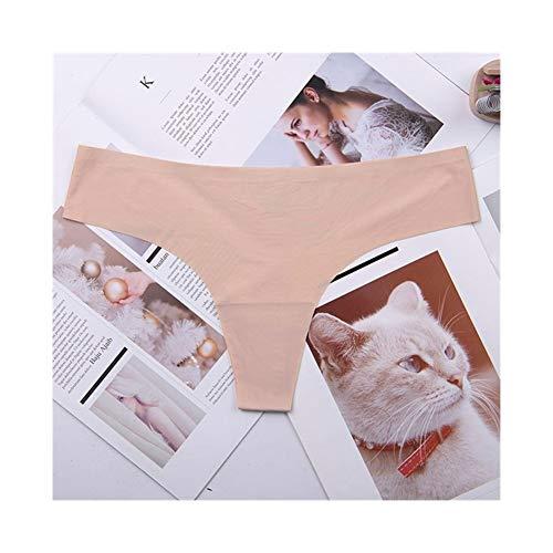 Linyuex Frauen G-String Bequeme Spitze-Unterwäsche Damen Höschen Wäsche-Bikini-Unterwäsche-Hosen Thong Intimatewear 1pcs / Lot (Color : 9, Size : X-Large)