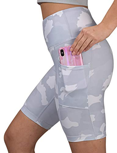 Yogalicious Womens High Waist Ru...
