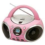 Radio CD Mp3 USB Daewoo Dbu-50Pk Color Rosa