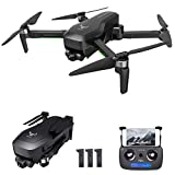GoolRC SG906 PRO 2 GPS Drone, 5G WiFi FPV Drone with 4K UHD Camera, 3-Axis Gimbal, Brushless Motor, Optical Flow Positioning RC Quadcopter with Auto Return, Follow Me, Surround Flight and 3 Batteries