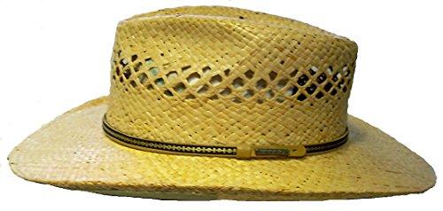 Stetson Canyon Panama Hat (XL) Sand