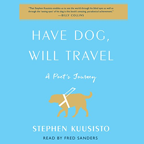 Have Dog, Will Travel audiobook cover art