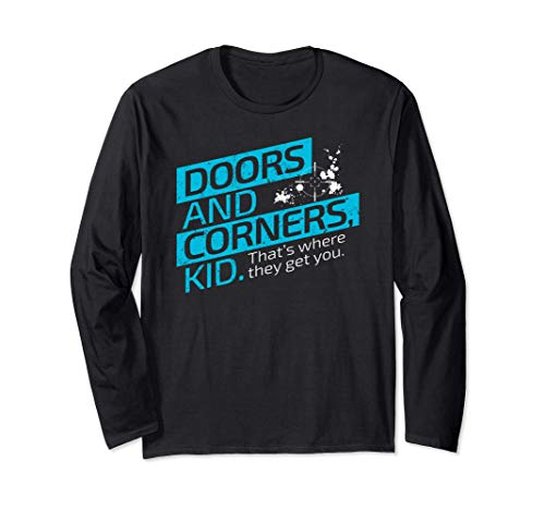 The Expanse Doors and Corners Long Sleeve T-Shirt
