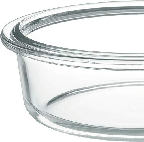 iwaki(イワキ)耐熱ガラスケーキ型スポンジ型丸型径18cm用KBC240