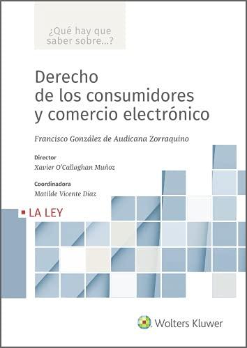 Derecho de los consumidores y comercio electrónico