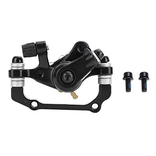 Universal Mountainbike Scheibenbremsteile Mechanische Scheibenbremse Bremssattel Fahrrad Universelle Kabelscheibe Vorder- und Hinterklemme(Rear disc Brake)