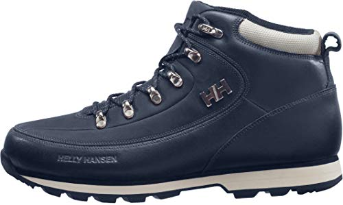 Helly Hansen THE FORESTER, Herren Chukka Boots, Blau (navy/vaporous Grey/gum 597), 46 EU (11.5 UK)