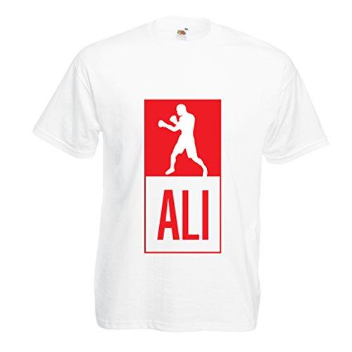 Camisetas Hombre Boxeo - en el Estilo de Lucha para Entrenamiento, Deportes, Ejercicio, Funcionamiento, Ropa de Fitness