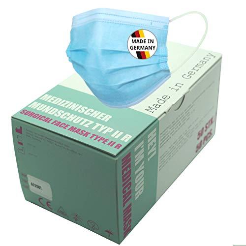 Medizinischer Mundschutz Typ IIR 50 Stück