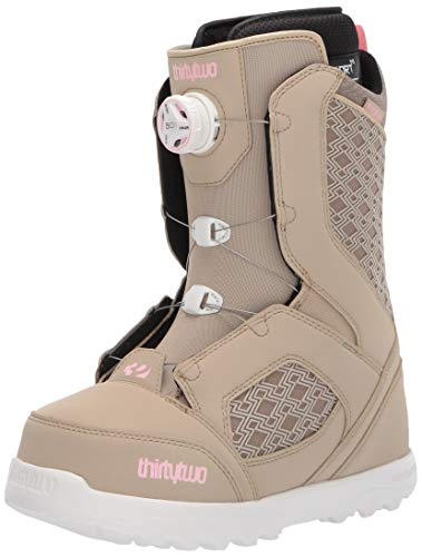 thirtytwo Women's STW Boa '19/20 Snowboard Boot (Tan