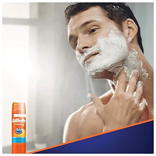 Gillette Fusion5 Ultra Moisturising Shaving Gel, 200 ml