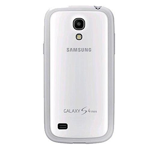 Samsung Schutzhülle Case Cover für Galaxy S4 Mini - Weiß