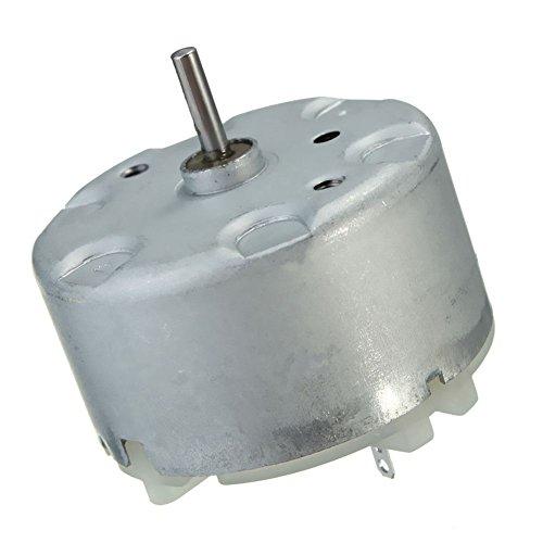 Vaorwne 3V-12V -DVD-VCD-Elektromotor 3V-2700 U/Min 6V-4000 U/Min RF-500TB-12560