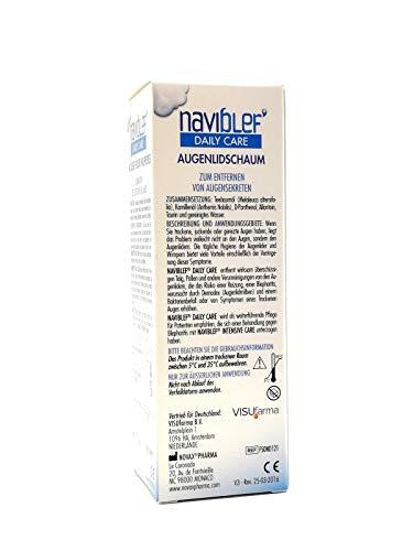 Naviblef® DAILY CARE – Augenlidschaum,50ml