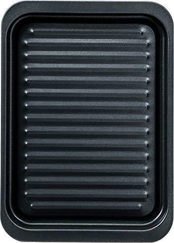 高木金属 グリルパン グリルトレー フッ素3層コート ワイド トライプラス GK-W