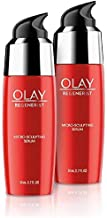 Olay Regenerist Micro-Sculpting Serum, Ultra-Lightweight, Advanced Anti-Aging Moisturize, 2-Pack, 50 Milliliter (1.7 FL OZ) Each; 100 Milliliter (3.4 FL OZ) Total