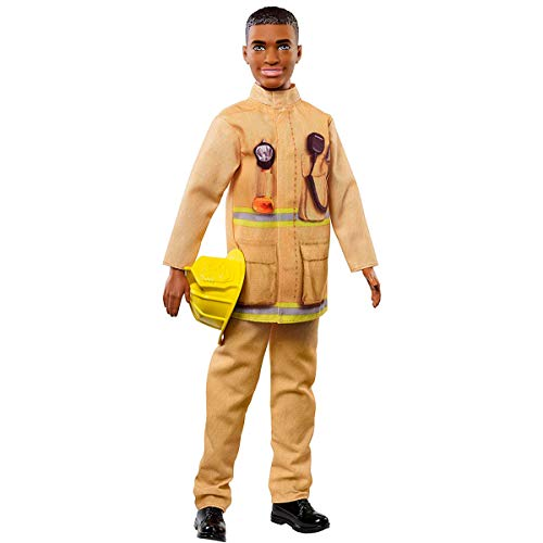 Mattel Ken Quiero SER Bombero