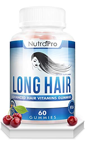 Long Hair Gummies – Anti-Hair Lo...
