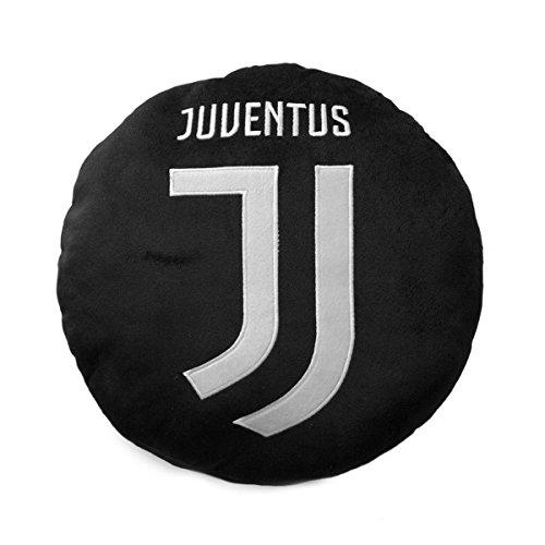 FC JUVENTUS Cuscino Ufficiale Sagomato 40x40cm cod.0320040 VAR.2131
