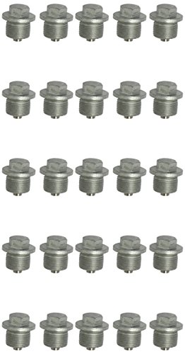 KS Tools Ölablassschraube Außen6kant, m22 x 1,5 mm 15 x 14 mm-Pack de 25 pièces, 430.2226