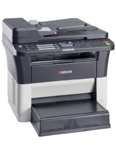 Kyocera Klimaschutz-System Ecosys FS-1320MFP 4-in-1 Laser-Multifunktionsdrucker: SW-Drucker, Kopierer, Scanner, Fax