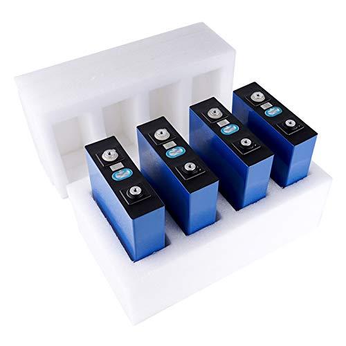 QMRePow Nueva Tienda 4PCS Nuevo 3.2V 200AH Lifepo4 Producto Célula De Fosfato De Hierro Y Litio