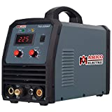 Amico TIG-200DC, 200-Amp TIG-Torch Stick Arc DC 2-in-1 Combo Welder, 115V & 230V IGBT Welding Machine