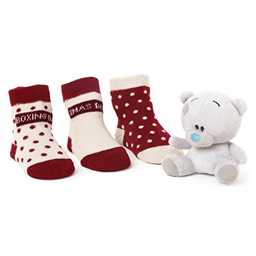 Me to You Tiny Tatty Teddy 3 Paar Socken-Geschenk-Set