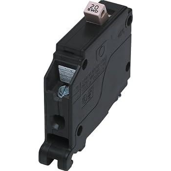 NEW Cutler Hammer CH CH120 1 pole 20 amp Plastic Breaker