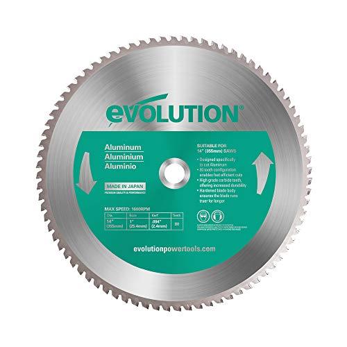 EVO 677353 EVO Disco para Aluminio para Modelo 355 Raptor Tronzadora