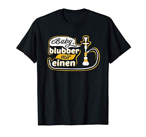 Raucher Geschenk für Shisha Fan und Shishabar I Shisha T-Shirt