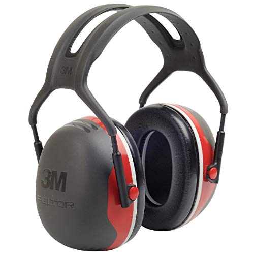 3M Peltor X3A Over-the-Head Ear Muffs, Noise Protection, NRR...