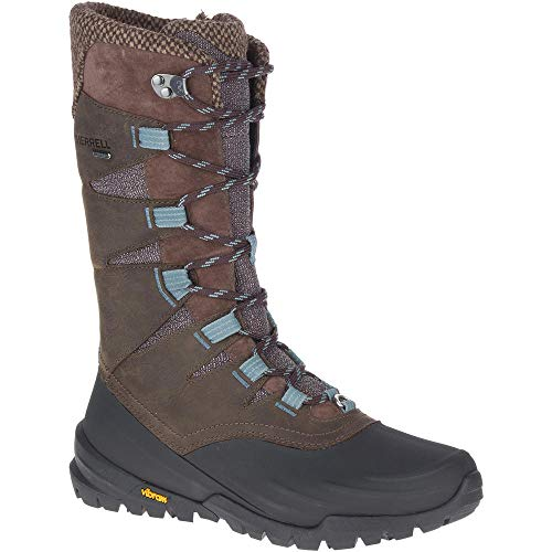 Merrell Thermo Aurora 2 Tall Shell Waterproof Seal Brown 9 M