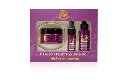 Cougar Dragons Fruits hyaluronique Trio Set, 3 pièces