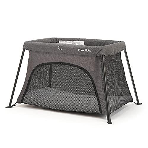 Lightweight Foldable Travel Crib, Portable Play Yard...
