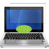 VacFun 3 Piezas HD Claro Protector de Pantalla Compatible con HP ProBook 5330m 13.3', Screen Protector Sin Burbujas Película Protectora (Not Cristal Templado) New Version