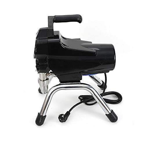 Jasemy - Pulverizador de pintura sin aire (3000 PSI, 2200 W,