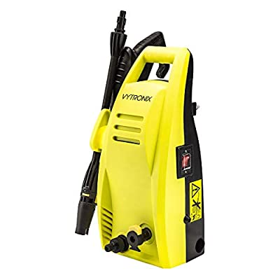 VYTRONIX High Pressure Washer Powerful 1500W Jet Wash For Car and Home Garden Patio Cleaner from VYTRONIX
