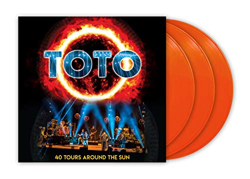 40 Tour Around The Sun [Vinilo]