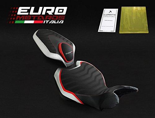 MV Agusta Turismo Veloce 800 2014-2018 Luimoto Set Rivestimento Sella + Cuscinetto Gel