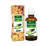 Aceite de pepino (Cucumis SATIVUS) 100% natural puro aceite portador, 50 ml