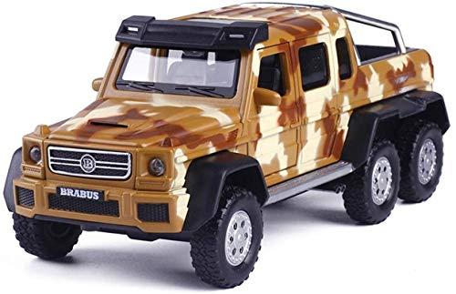 Etrustor Kinderspielzeug Push and Go Car-Modell, Klang und Lichter Modell Fahrzeug Indoor Outdoor Games Geschenke...