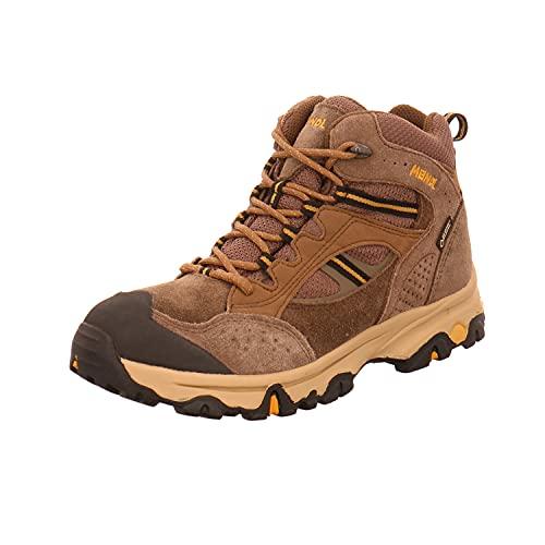 Meindl Chaussures de randonnée TAMPA JR MID GTX Reed - Marron, 39, Nylon-Maille/Filet