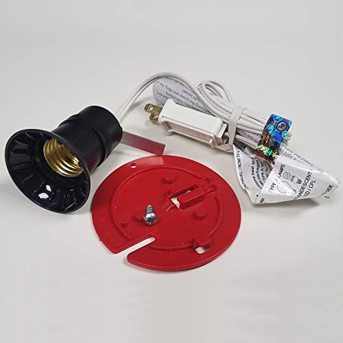 General Foam MB48 Replacement Medium Base Light Cord For Blow Mold Plastics