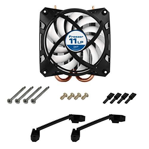 Arctic Freezer 11 LP Low Profile Kühlkörper & Lüfter, Intel 115x, 775 Sockets, Fluid Dynamic Bearing