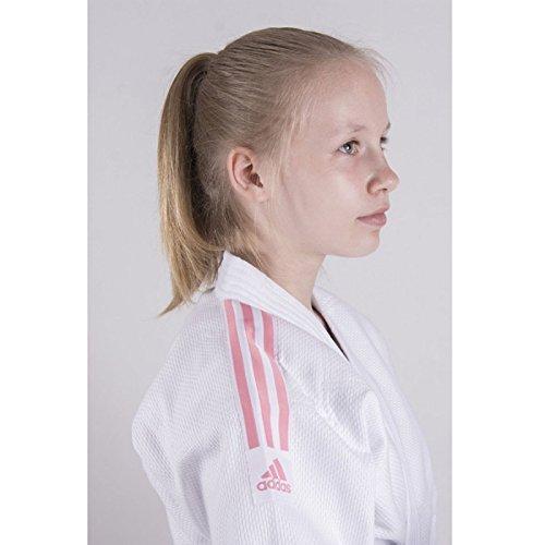 adidas J350 Club Judo Gi Stripes Pink...